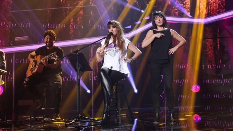 Operación Triunfo - Rozalen canta 'La puerta violeta'
