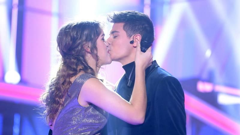 Operación Triunfo - Alfred y Amaia cantan 'Todo mi amor eres tú' en la Gala 12 de OT