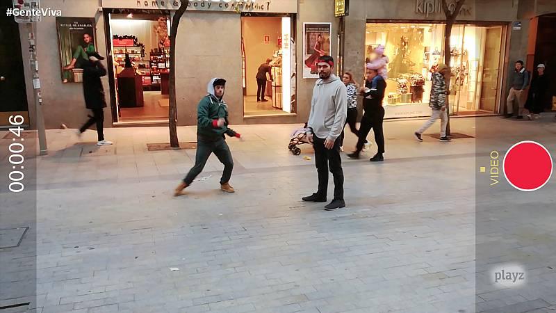 Gente Viva - El último flashmob