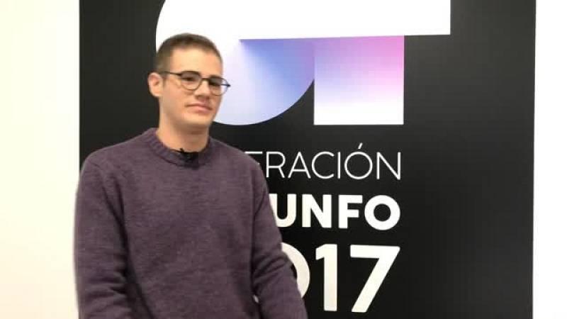 Raúl Gómez compone 'Tu Canción' para Amaia y Alfred
