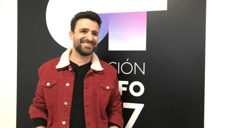 Diego Cantero habla sobre la canción de Miriam para Eurovisión
