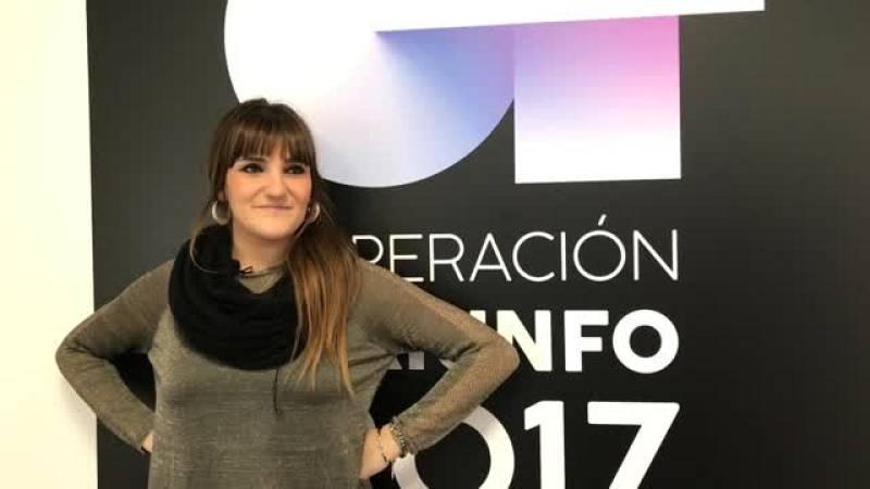 Rozalén, feliz con el tema que ha compuesto para Amaia