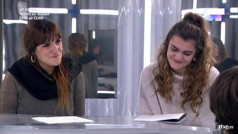 Amaia se emociona al cantar la canción de Rozalen para Eurovisión