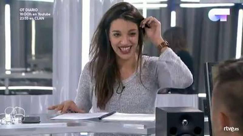 Ana Guerra feliz de ser la apuesta latina de Eurovisión