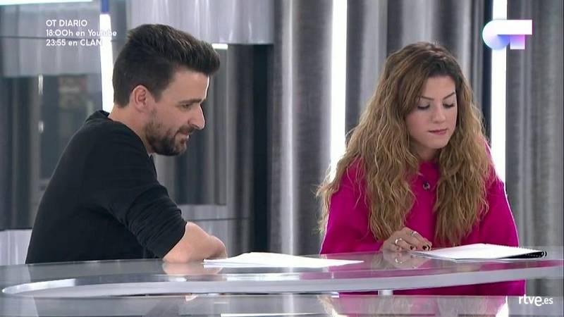 Eurovisión - La canción de Diego Cantero es perfecta para Miriam