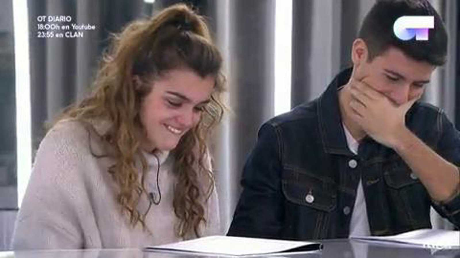 Tu canción', el tema de Eurovisión hecho a medida de Amaia y Alfred