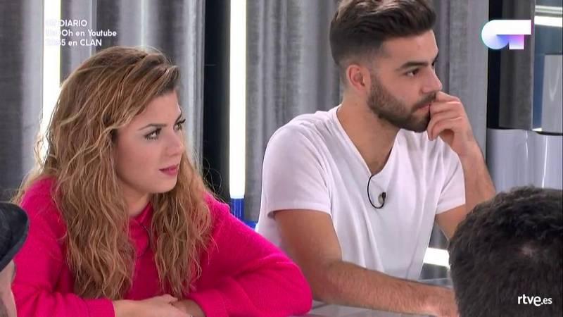 Eurovisión - Miriam y Agoney, encantados con su canción para Eurovisión