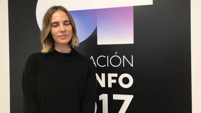 Brisa Fenoy nos habla del tema que ha compuesto para Ana Guerra y Aitana
