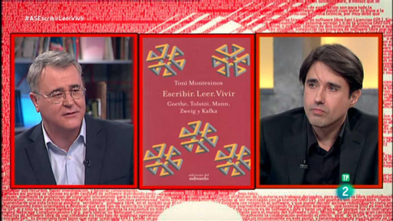 La Aventura del Saber. TVE. Entrevista a Toni Montesinos