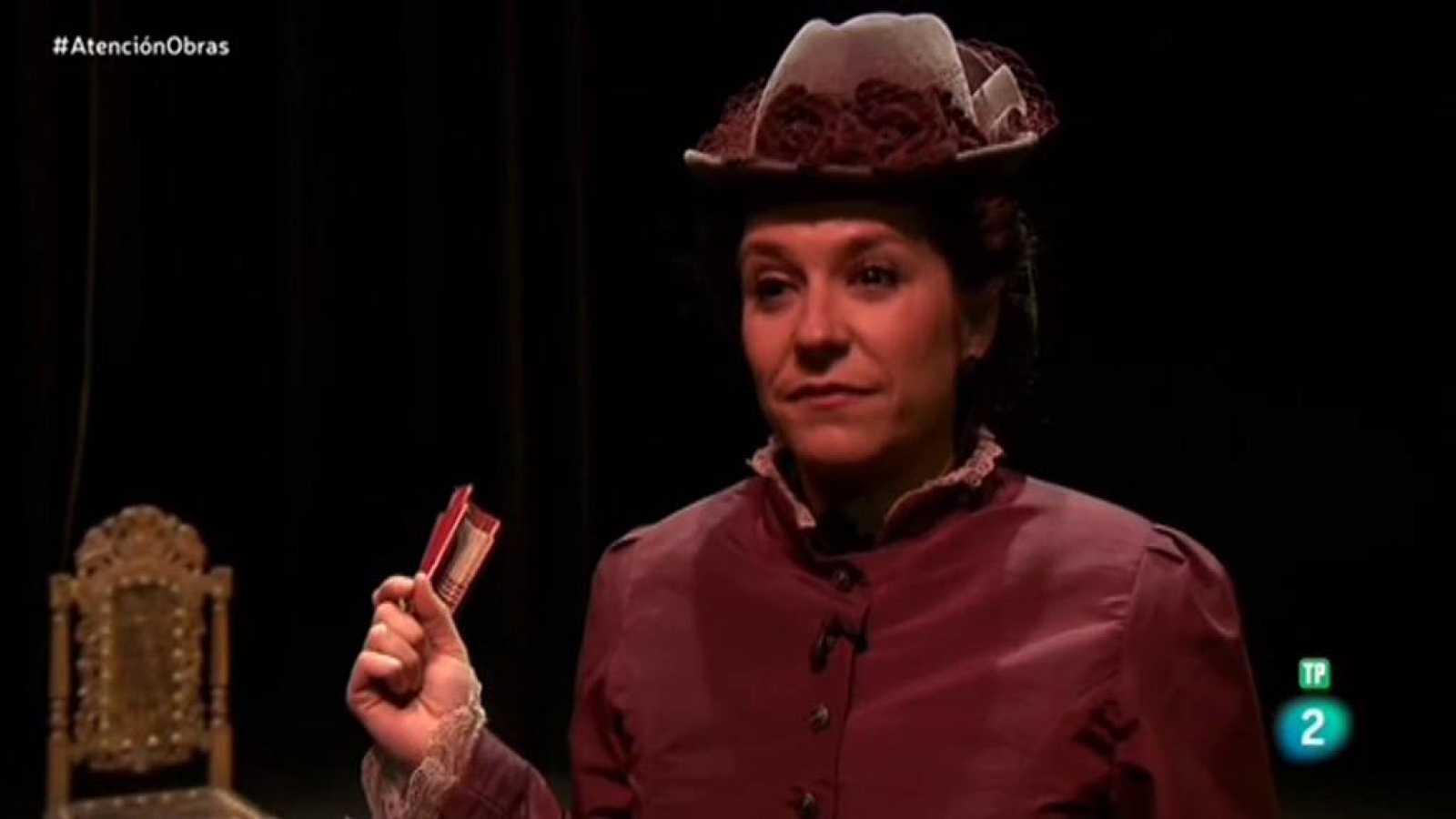 """Atención obras - """"Emilia"""", teatro sobre mujeres, escrito, dirigido e interpretado por mujeres"""