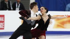 Patinaje Artístico - Campeonato de Europa: Programa Danza Libre