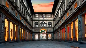 Secretos de los museos: Galería Uffizi, Florencia