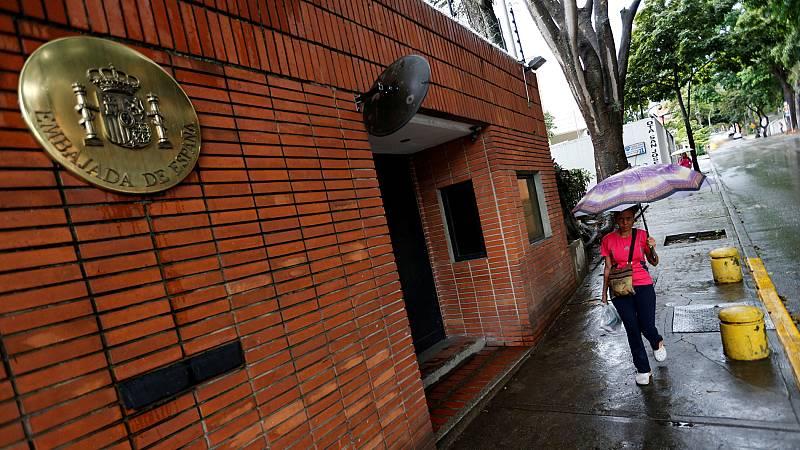España expulsa también al embajador de Venezuela tras la expulsión de Caracas de su homólogo español