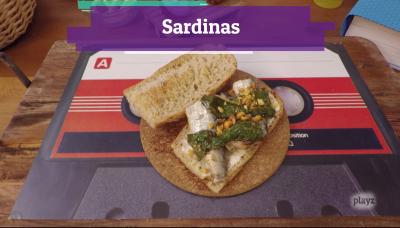 Receta: bocatas que molan: sardinas