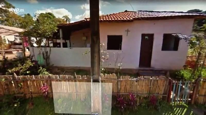 Viajamos en el tiempo gracias a Google Maps para conocer cómo era Bento Rodrigues y en especial la casa de Paula antes de que reventara la presa