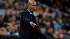 """Zidane: """"Era muy importante ganar así"""""""