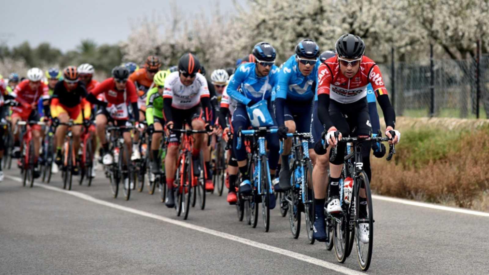 Ciclismo - Challenge ciclista Mallorca 3ª jornada Trofeo Serra de Tramuntana - ver ahora
