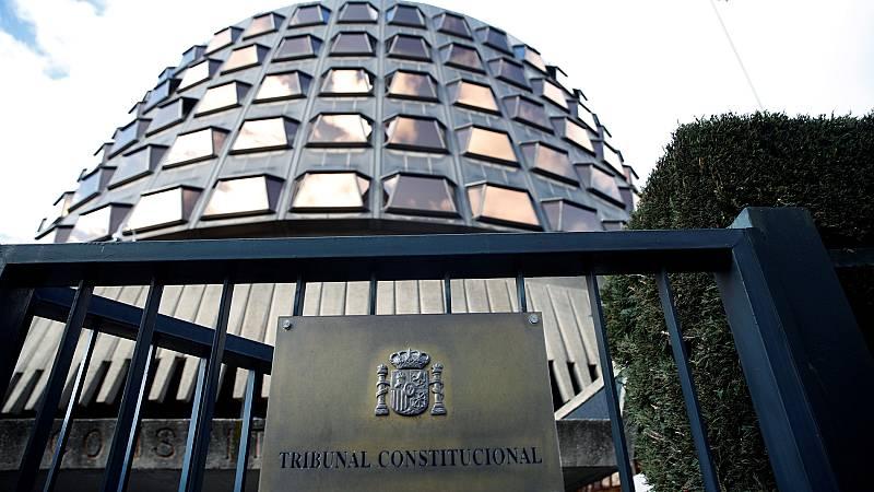 El Tribunal Constitucional impide la investidura por la vía telemática de Puigdemont