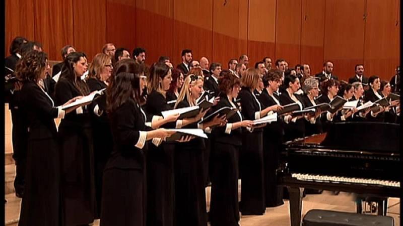 Los conciertos de La 2 - XV Coro RTVE nº1 (parte 1) - ver ahora