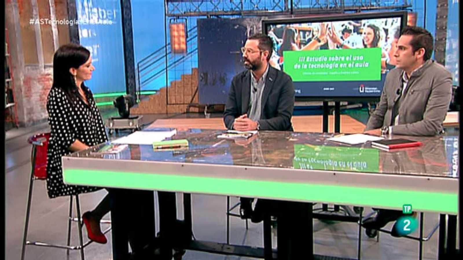 La Aventura del Saber. TVE. Blinklearning. Javier González Romero y Jesús Paz-Albo