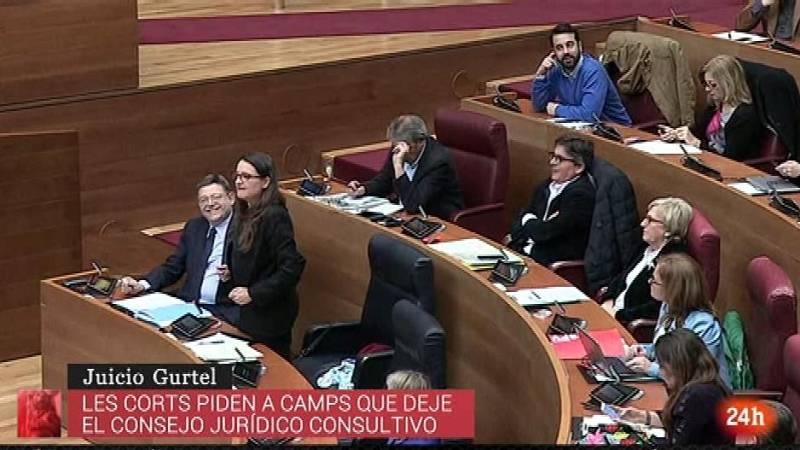 Parlamento - Otros parlamentos - Novedades Gürtel en Valencia - 27/01/2018