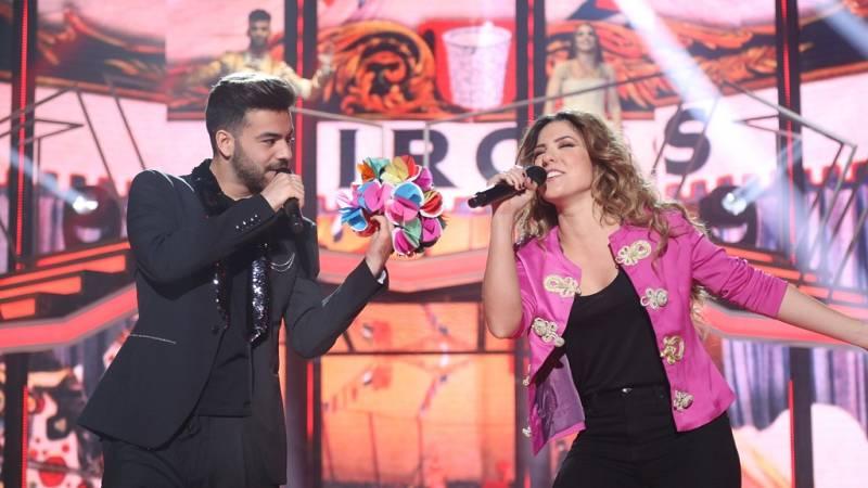 Operación Triunfo - Miriam y Agoney cantan 'Magia' en la Gala Eurovisión de OT
