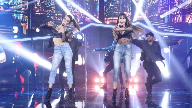 Operación Triunfo - Aitana y Ana Guerra cantan 'Lo malo' en la Gala Eurovisión de OT