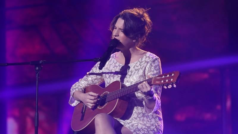Operación Triunfo - Luisa Sobral canta 'Cupido' en la Gala Eurovisión de OT