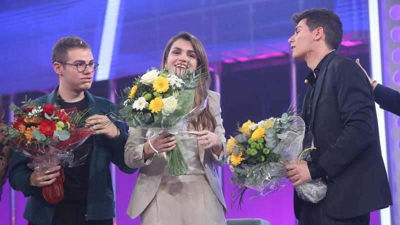 Operación Triunfo - 'Tu canción' representará a España en Eurovisión 2018