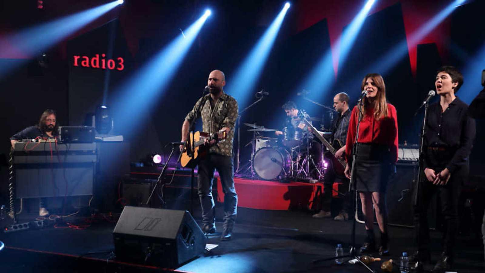 Los conciertos de Radio 3 - Flamaradas - ver ahora