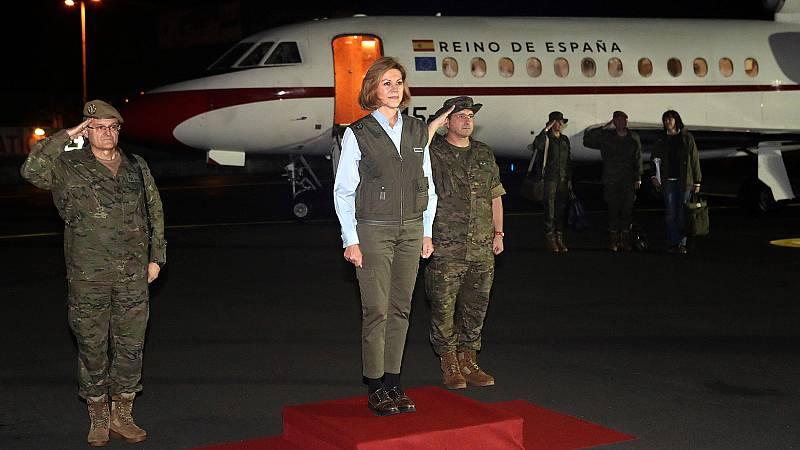 España asume el mando de la misión internacional desplegada en Mali
