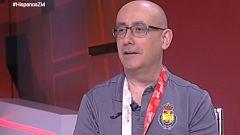 """Jordi Ribera: """"La victoria ante Alemania fue el comienzo"""""""