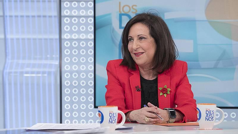 """Robles (PSOE): """"Echo de menos en el mundo independentista el valor de decir: ¡Señor Puigdemont, basta ya!"""""""
