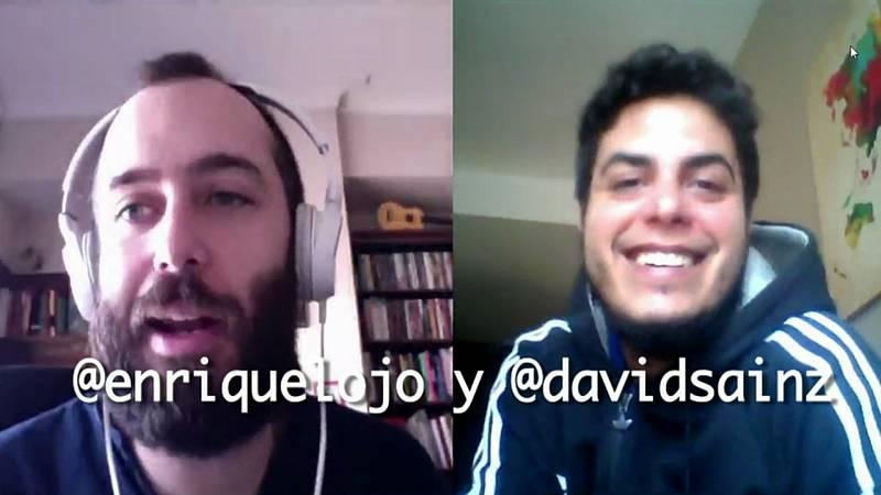 Goyas Golfos 2018 - David Sainz y Enrique Lojo, guionistas de Mambo, comentarán la gala en directo con su particular humor