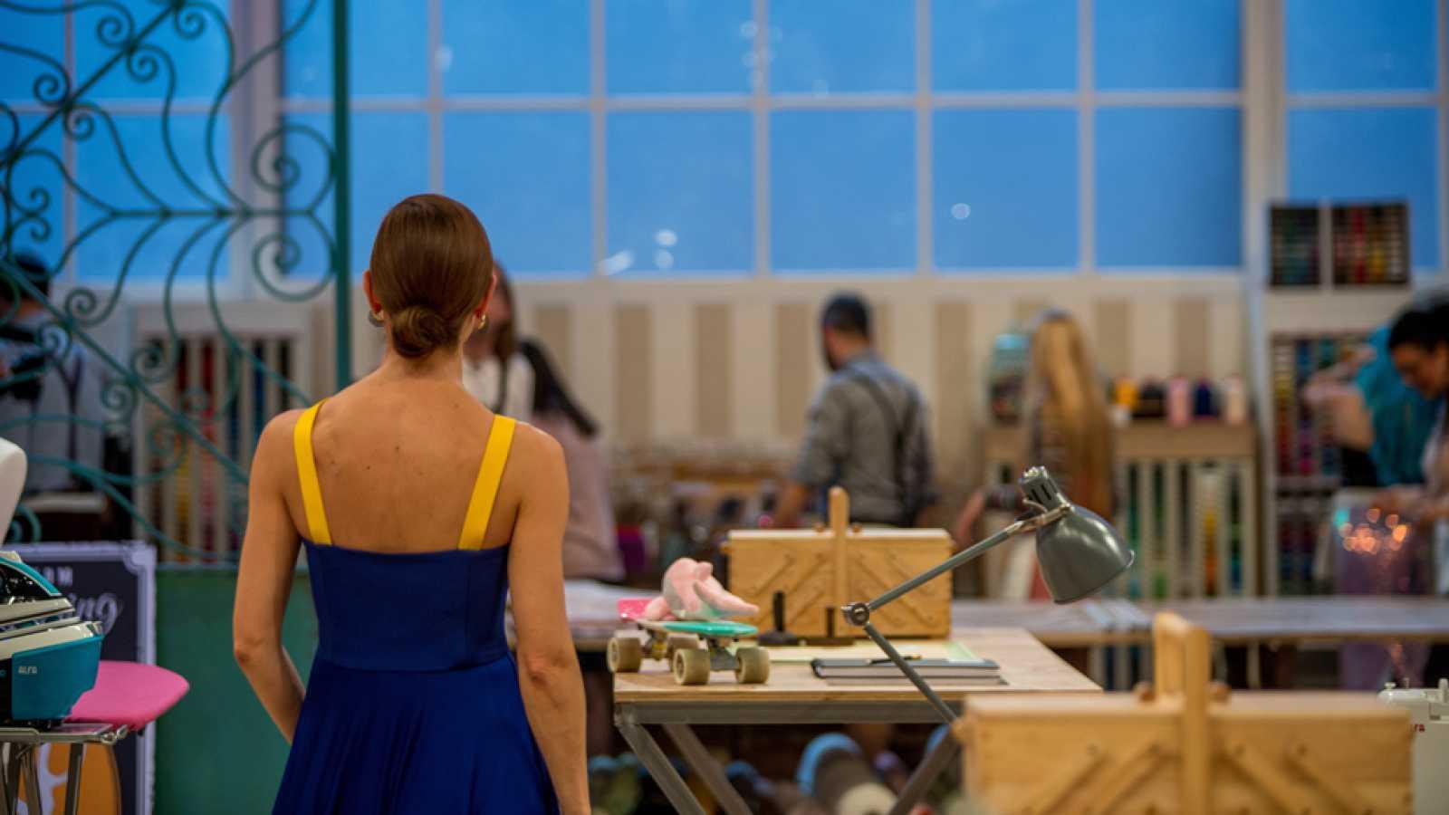 Arranca 'Maestros de la costura', primer 'talent show' de costura en España