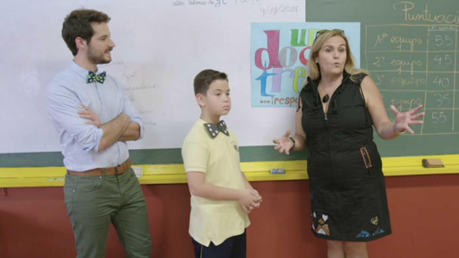 Maneras de educar - Colegio Pepe Dámaso, Gran Canaria - ver ahora