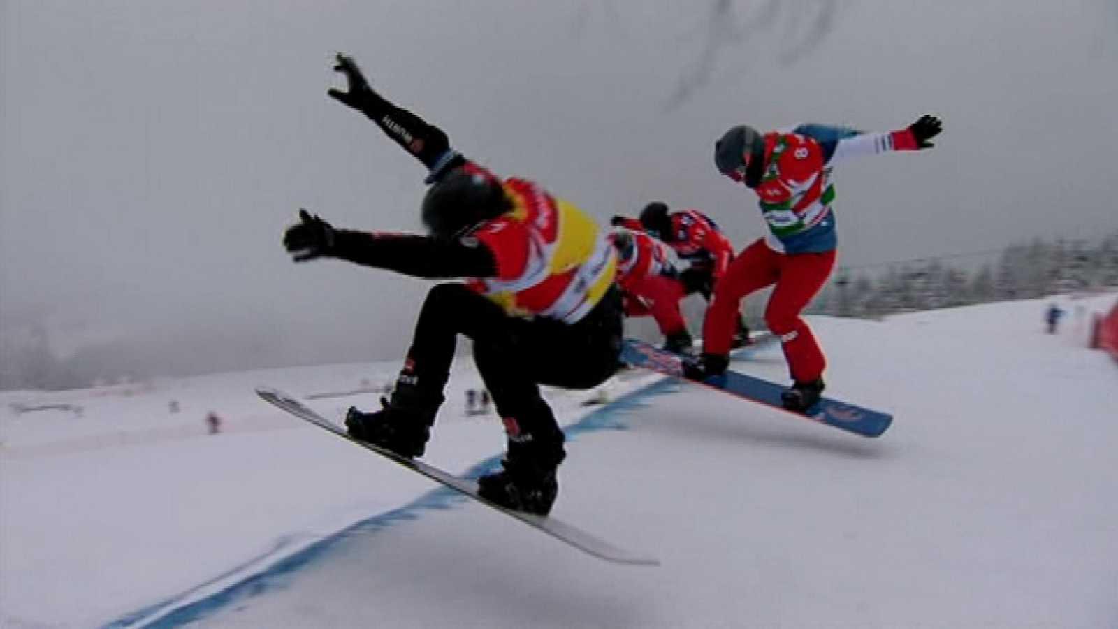 Snowboard - Copa del Mundo. Finales Snowboardcross - ver ahora