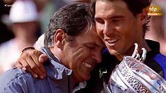 """Toni Nadal: """"Claro que me gustaría ser capitán español de la Davis"""""""