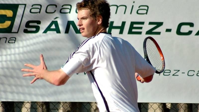 El tenista británico pasó un tiempo en la escuela Sánchez-Casal. Sergio Casal nos cuenta cómo se le veía desde bien joven que era un tenista especial.