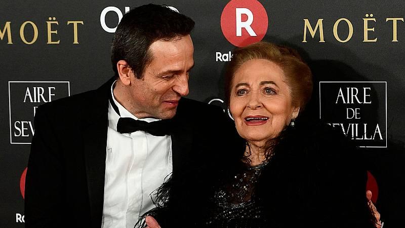 """Gustavo Salmerón, sobre su madre Julita: """"Cuando empecé a grabarla dije 'aquí hay una gran comedia'"""""""