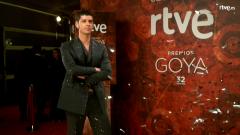 Goyas Golfos 2018 - Eduardo Casanova, en la cámara glamur