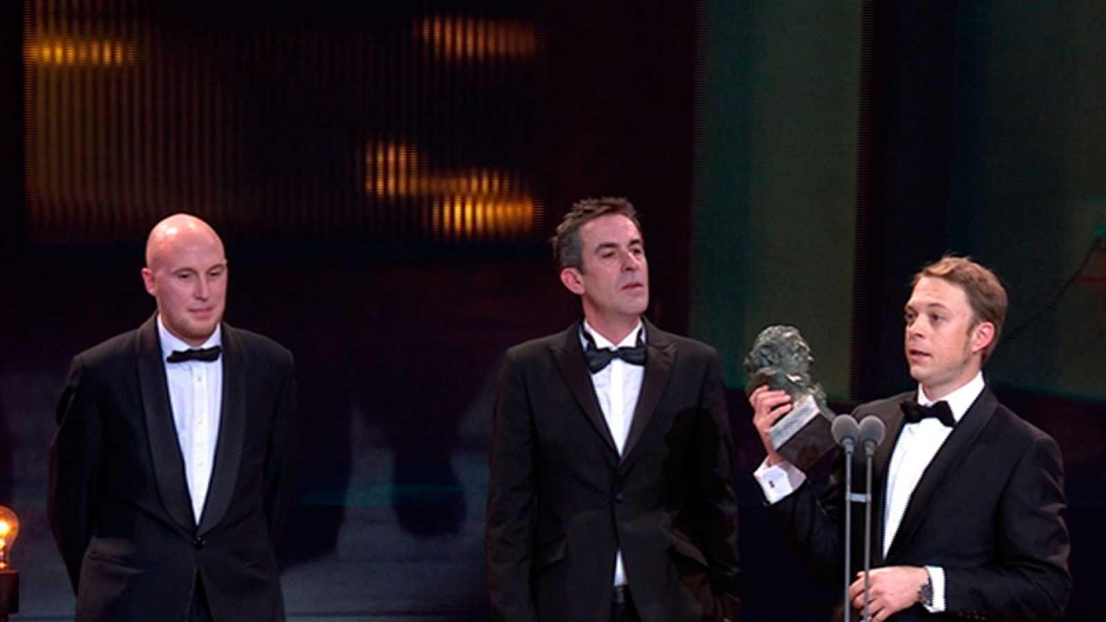 Los Goya | 'Verónica' gana el premio al Mejor Sonido