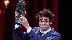 David Verdaguer, Mejor Actor de Reparto en los  Premios Goya 2018 por su papel en 'Verano 1993'