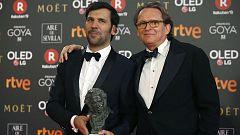 'The Square', de Ruben Ostlund, Goya a la mejor película europea