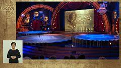 32 edición Premios Goya en lengua de signos (Parte 1 de 2)