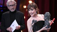 Nathalie Poza, Goya 2018 a la mejor actriz protagonista por 'No sé decir adiós'