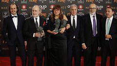 'La librería' y 'Handía', grandes triunfadoras de los Goya 2018