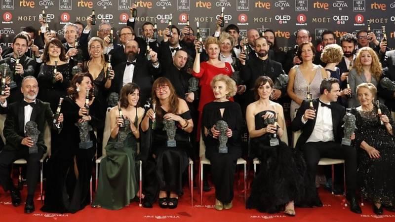 Gala de los Premios Goya 2018 - ver ahora