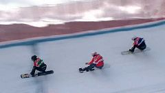 Snowboard - Copa del Mundo. Finales Snowboardcross