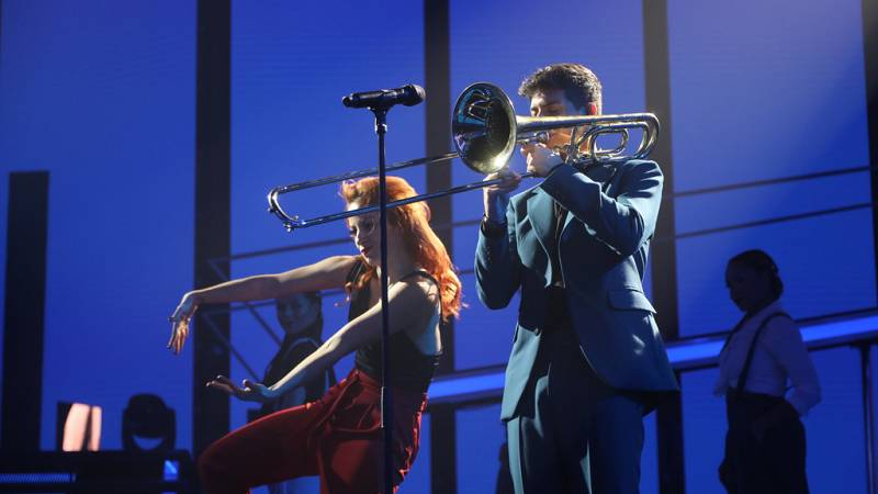 Operación Triunfo - Alfred canta 'Don't stop the music' en la Gala Final de OT
